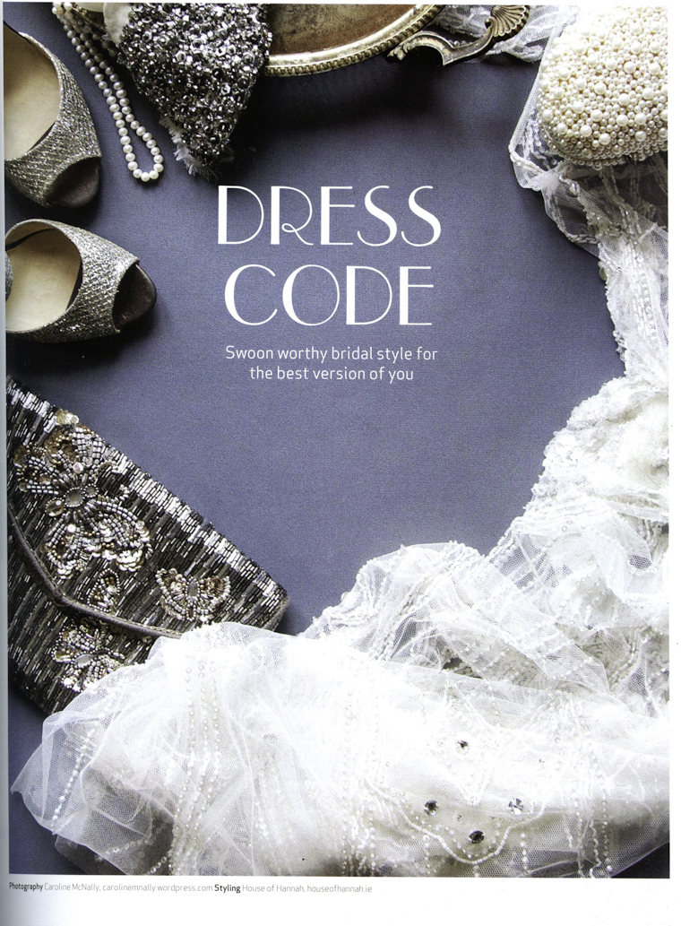 Dress Code swoon worth bridal style in Confetti Magazine