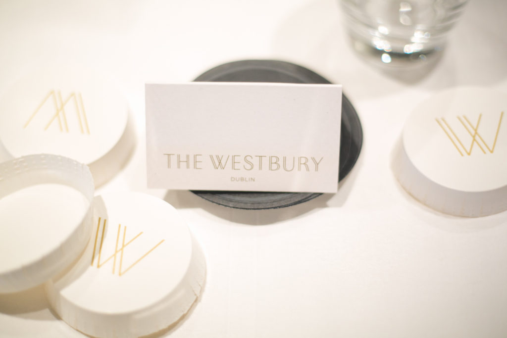 The westbury hotel dublin wedding