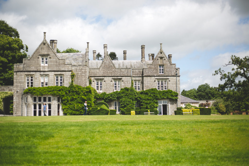 Lisnavagh House Wedding Venue in Carlow