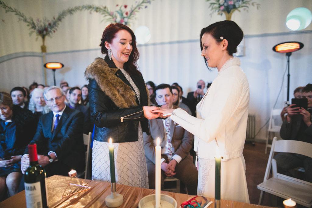 Elaine Amp Maria S Loughcrew House Wedding Wild Things Wed