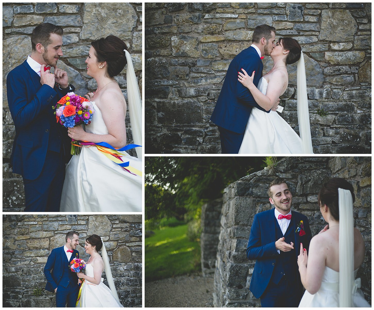 Clonabreany House Wedding by Wild Things Wed Photography