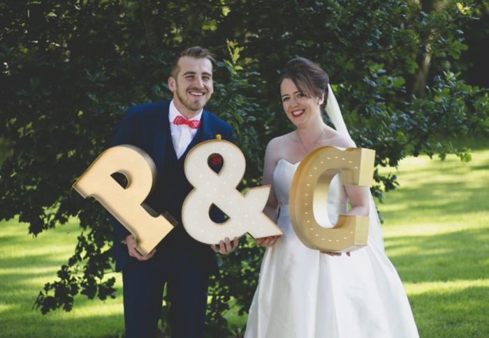 Phoebe & Conal's Epic Clonabreany House Wedding
