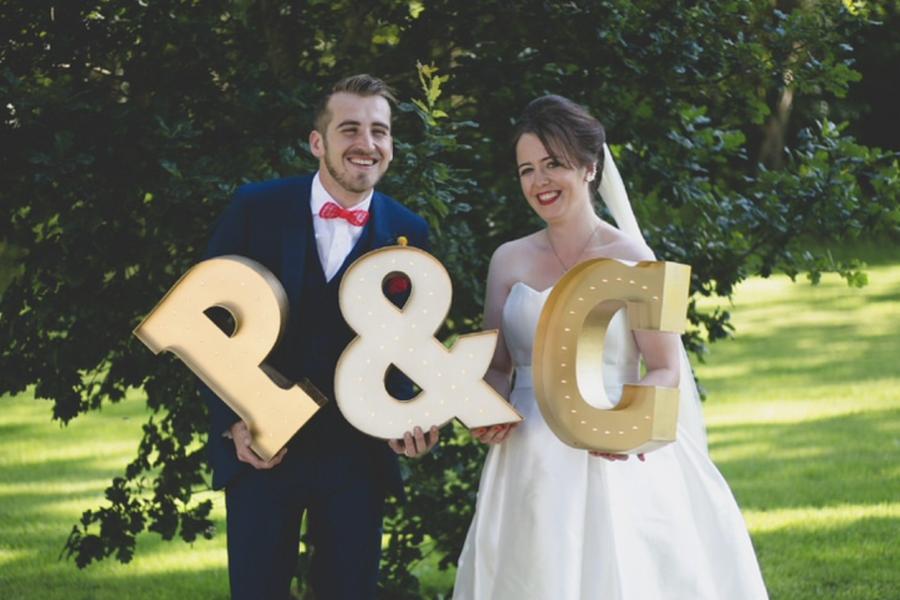 Phoebe & Conal's Epic Clonabreany House Wedding