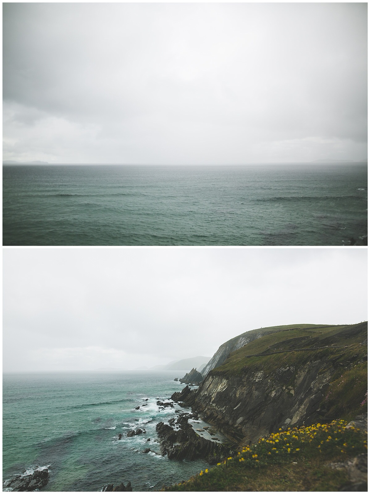 gorgeous wild atlantic way costline in Kerry, perfect for wedding photography - Wild Things Wed