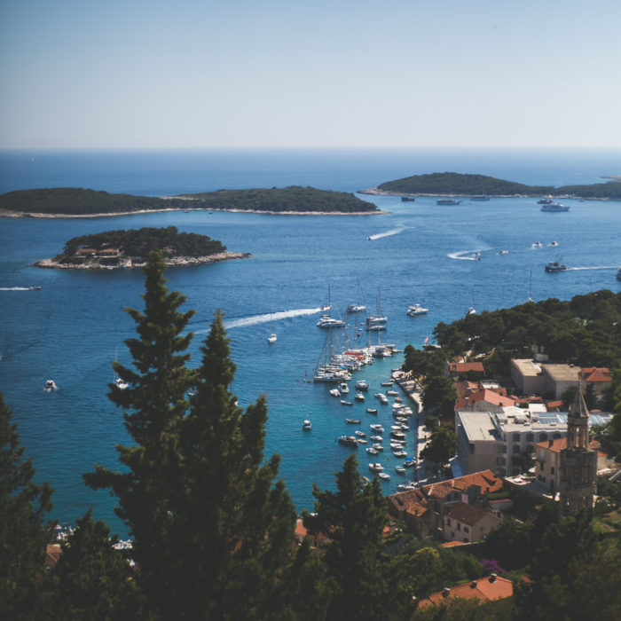 Adventures in Split & Hvar - Wild Things Wed