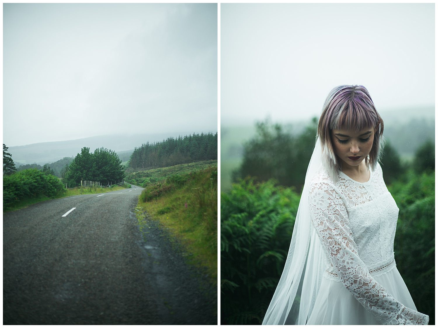 Nature based wedding photographer - Wild Things Wed