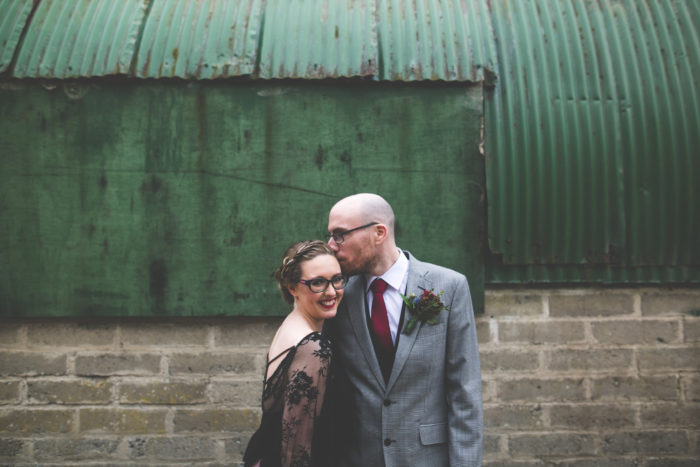 Andrew & Tara's Stylish Wedding at the Millhouse Slane