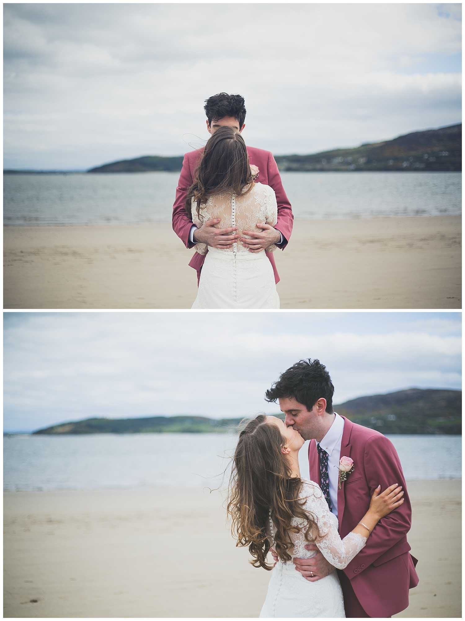 Irish wedding in Donegal - excellent elopement location