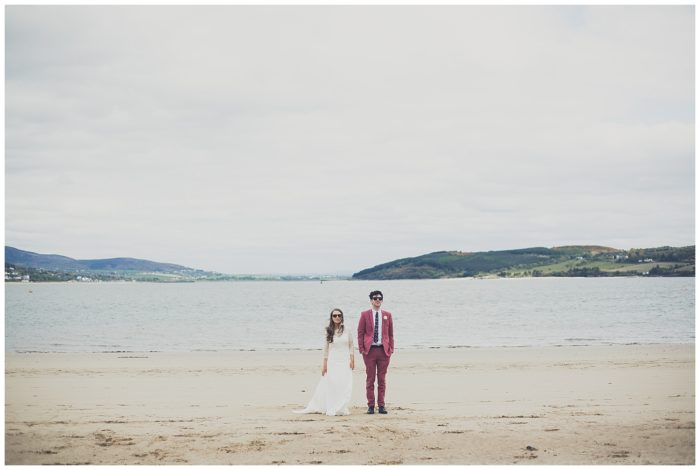Siobhan & Emile's Donegal Seaside Wedding - Rathmullan House