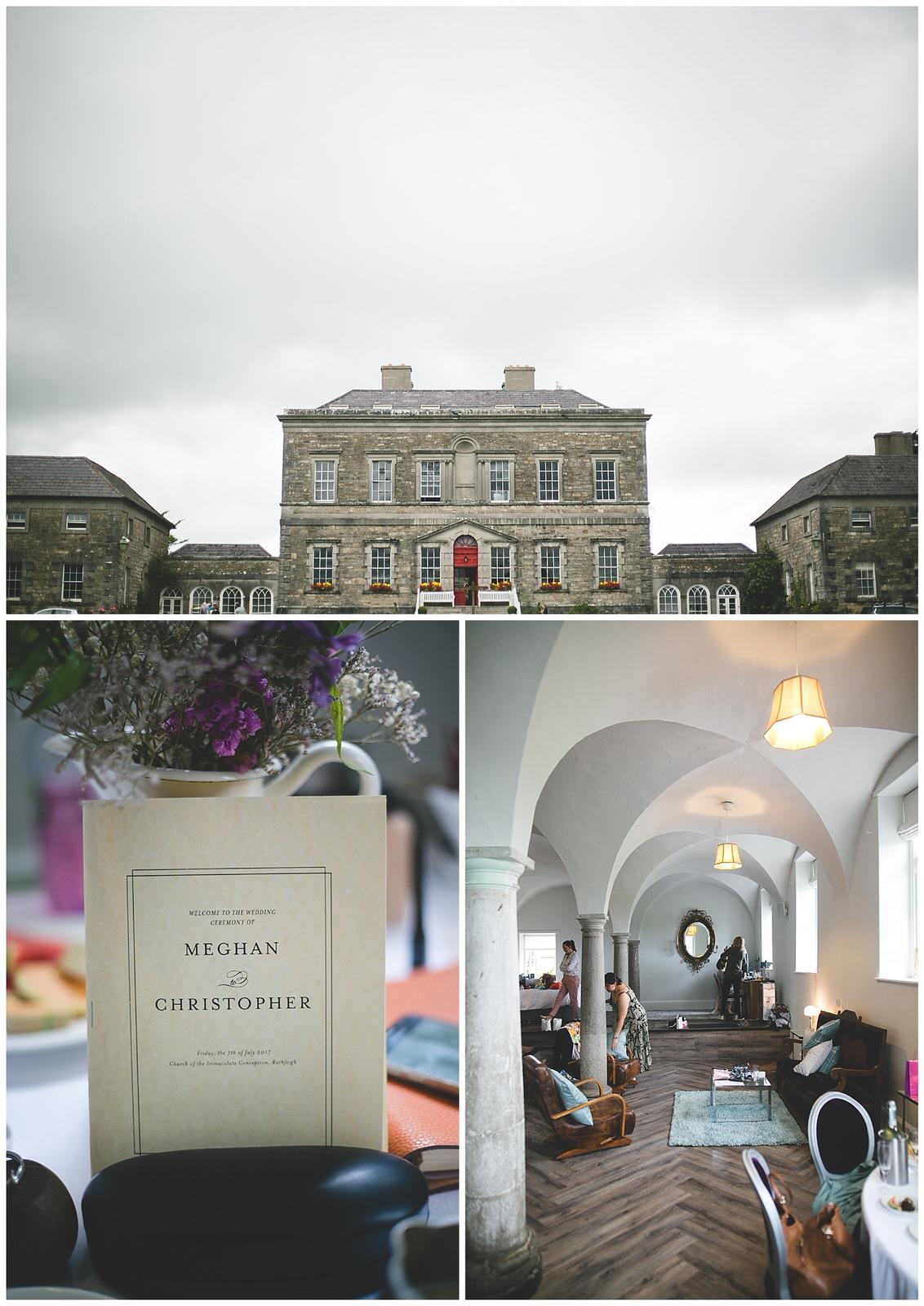 Bellinter House Wedding Venue in Navan Co Meath