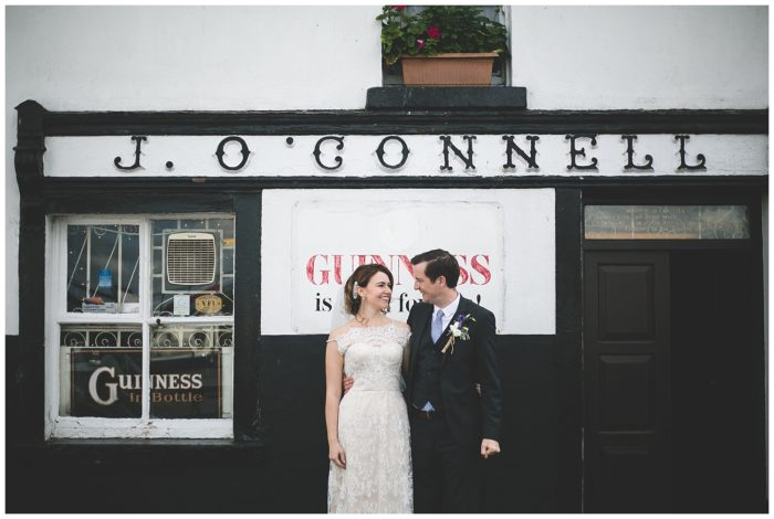 Meghan & Chris's Hella Stylish Bellinter House Wedding