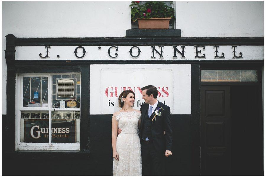 Meghan & Chris's Hella Stylish Bellinter House Wedding