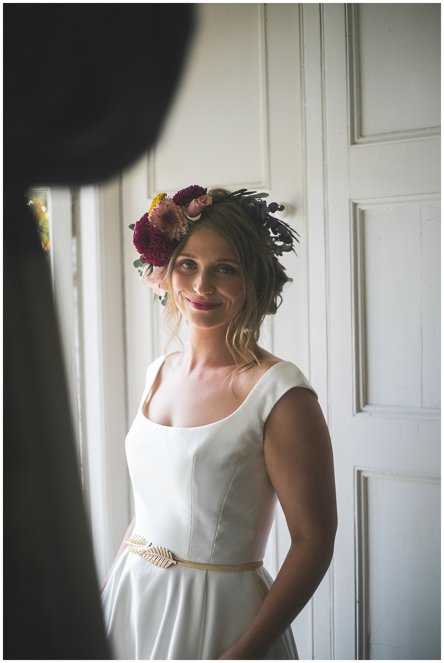 Natural light wedding photography - Caroline McNally from Wild Things Wed