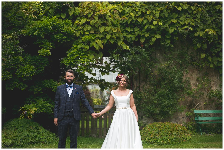 Contemporary Dublin based wedding Photographer
