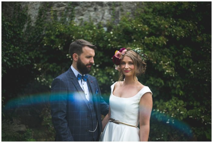 Blathnaid & Brian's Killyon Manor Woodland Wedding