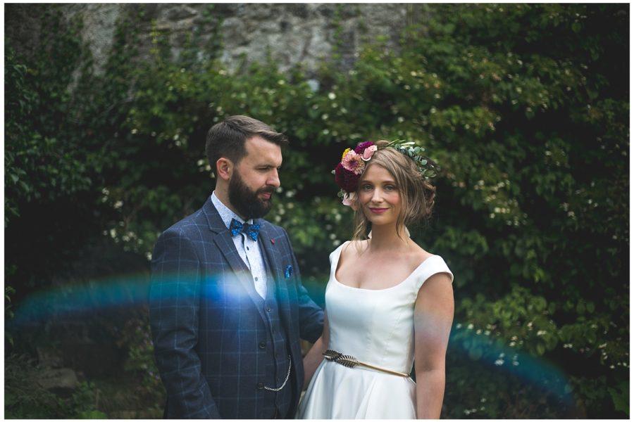 Blathnaid & Brian's Killyon Manor Woodland Wedding
