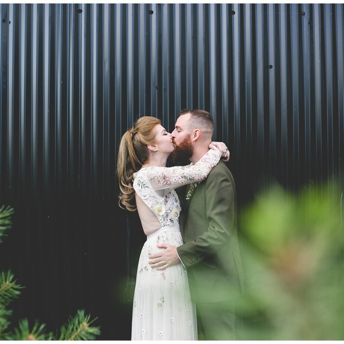 Aisling & Ray's Kick-Ass Alternative Mount Druid Wedding