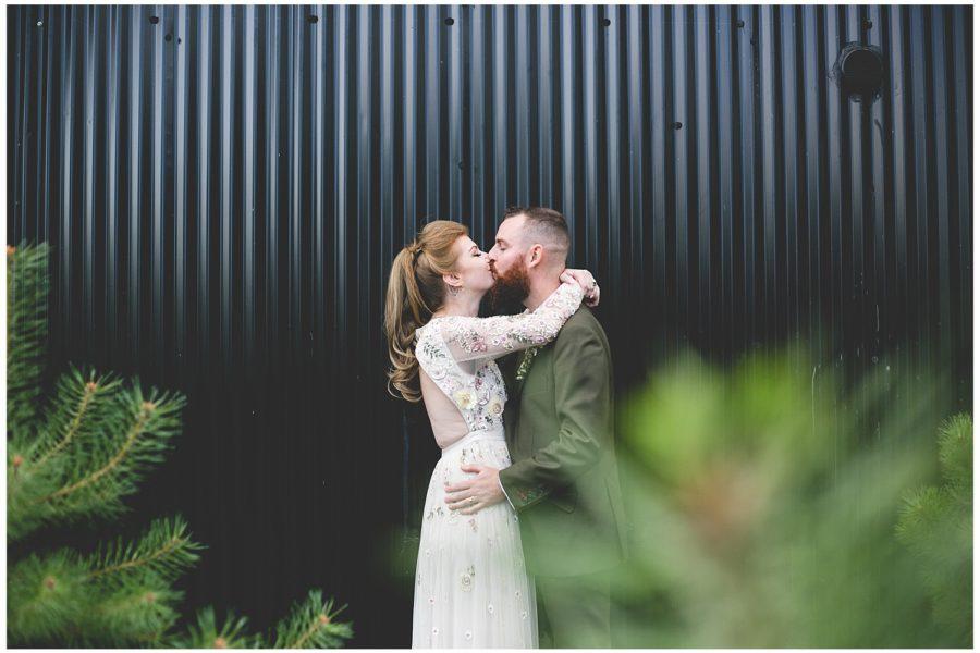 Aisling & Ray's Kick-Ass Alternative Mount Druid Wedding