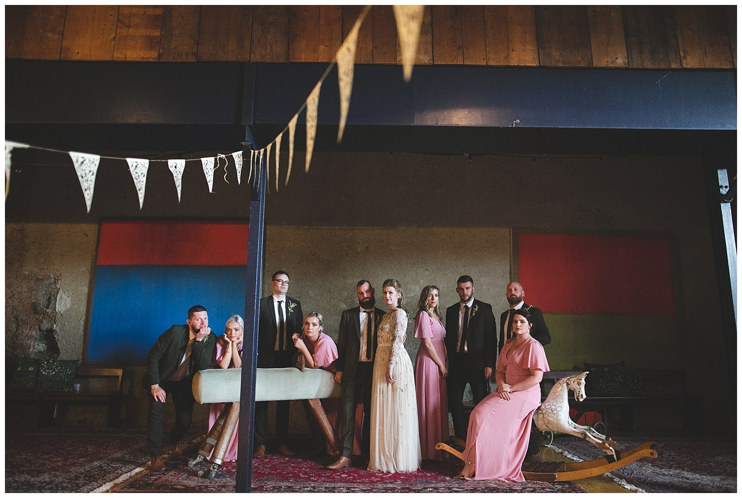 Wild Things Wed alternative wedding photography Dublin & meath