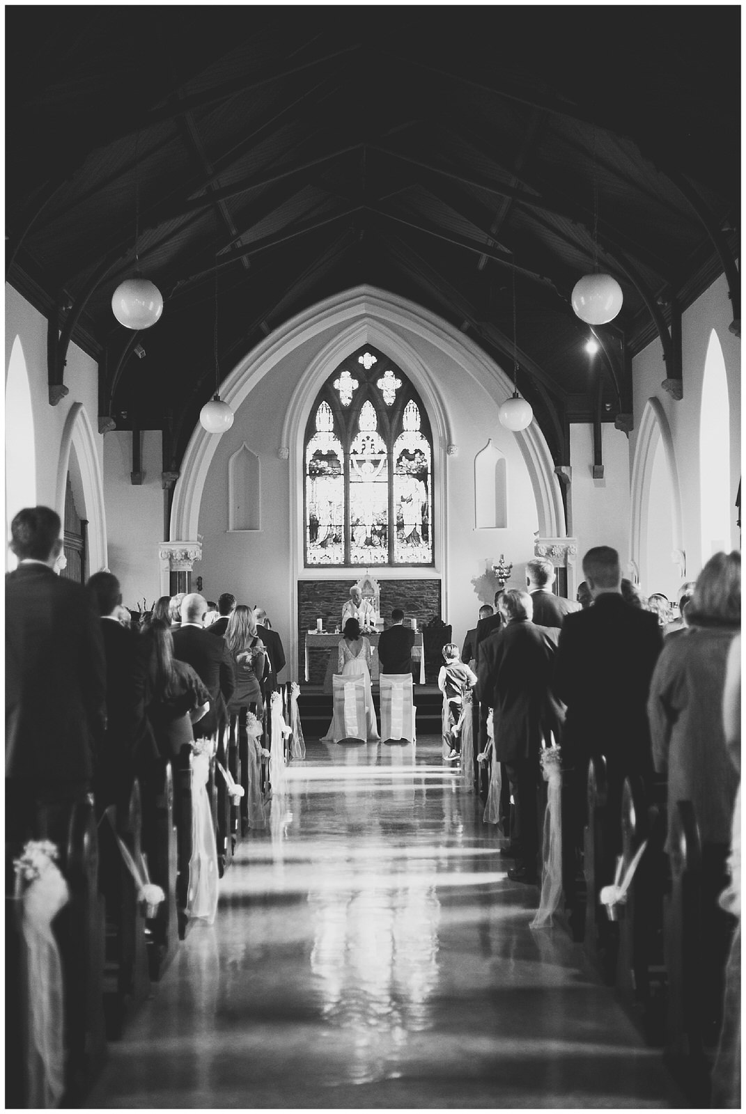 St Nicholas of Myra Church wedding