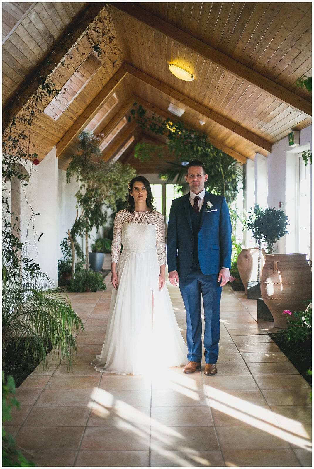 Modern & Stylish Rathsallagh House Wedding