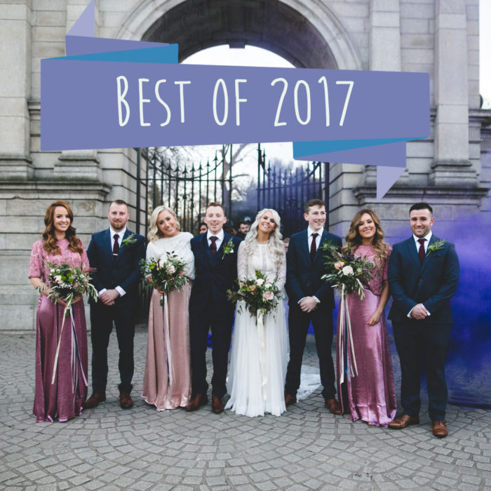 Best of 2017 - { Dublin Wedding Photographer }