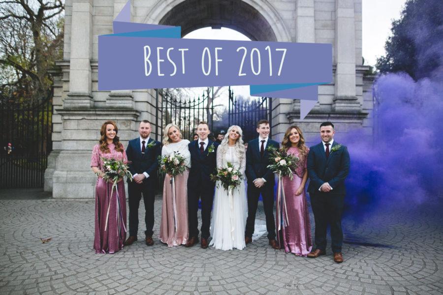 Best of 2017 - { Dublin Wedding Photographer }