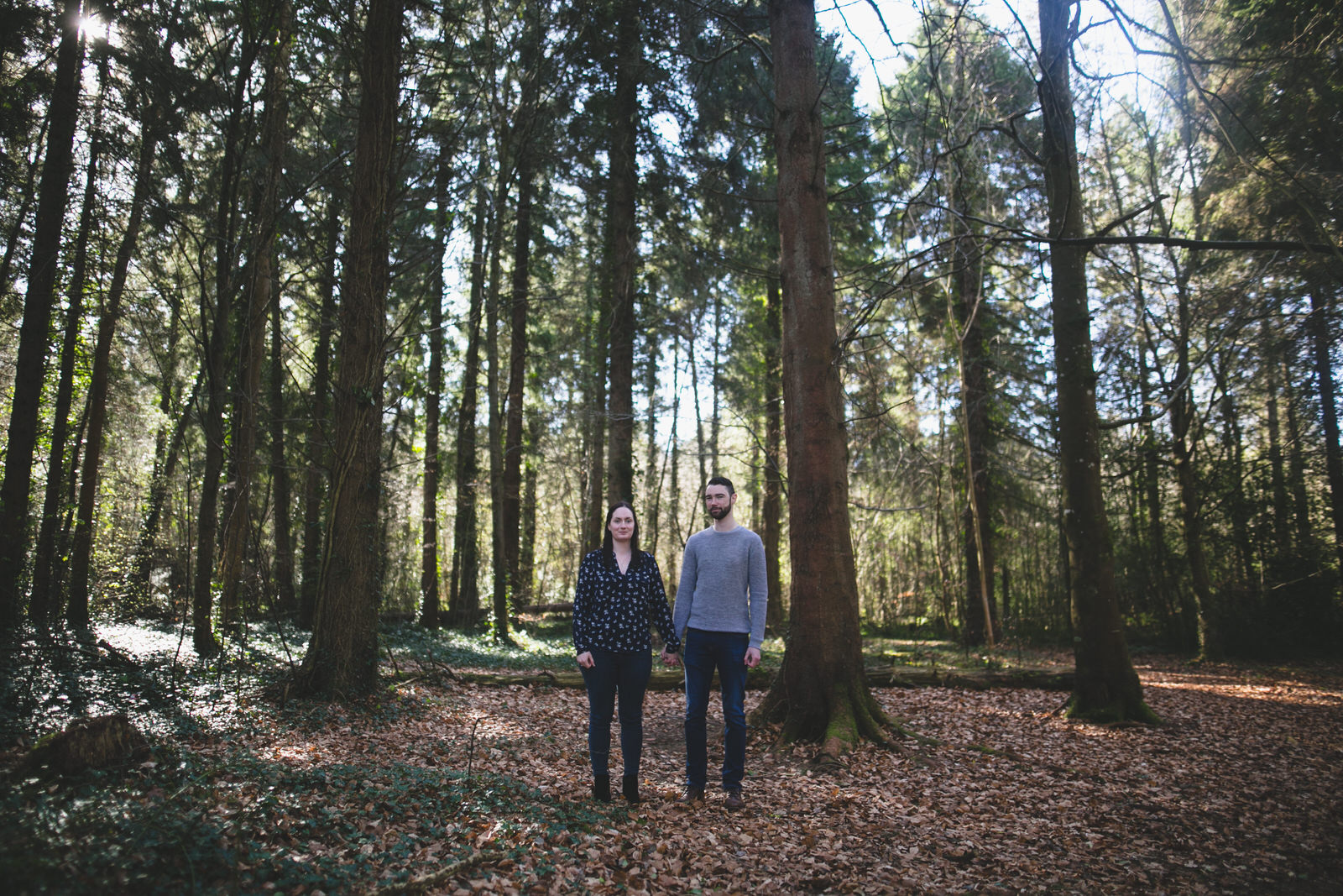 Doneada Forest engagement shoot