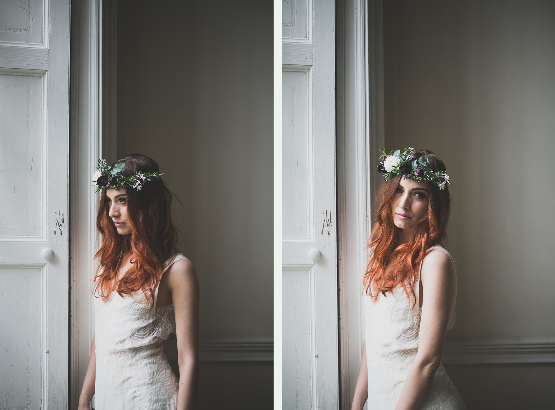 Killon Manor styled wedding shoot