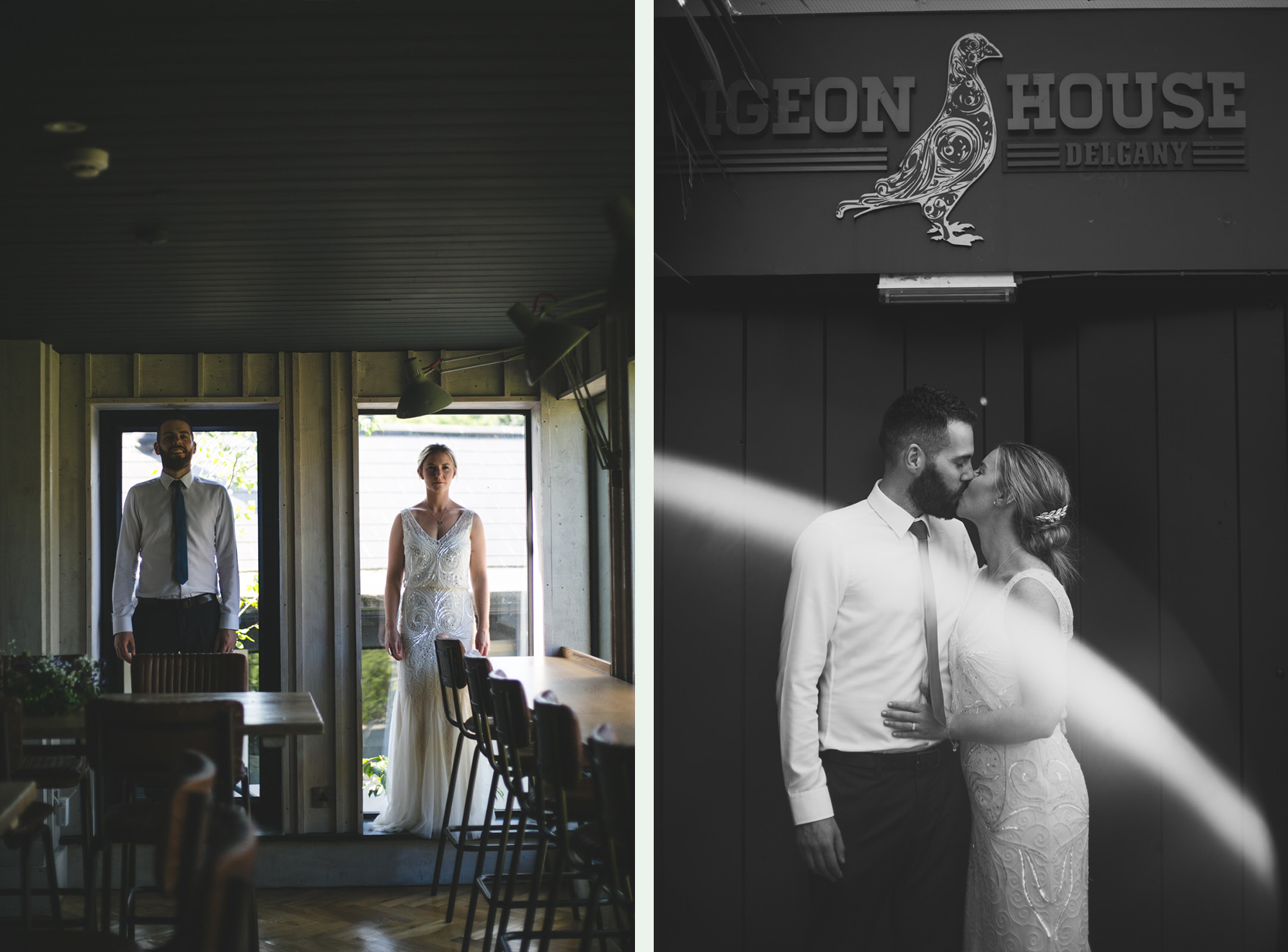 Wedding at the Pigeon House in Delgany