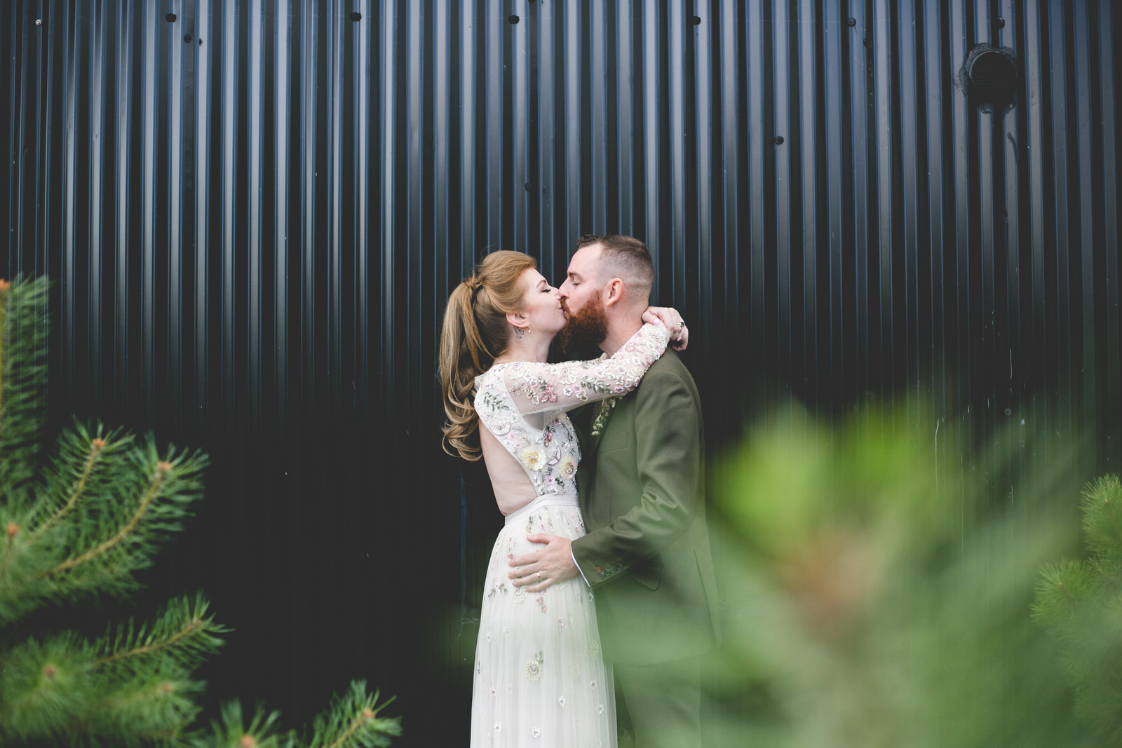 Alternative wedding photography Ireland - Mount Druid