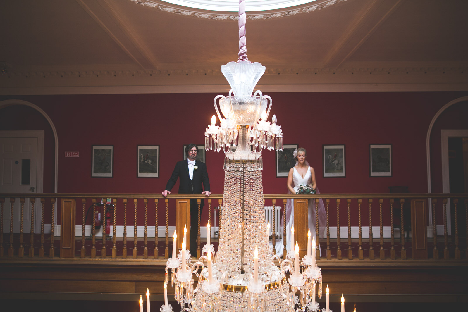 Palmerstown Estate House - Chandelier