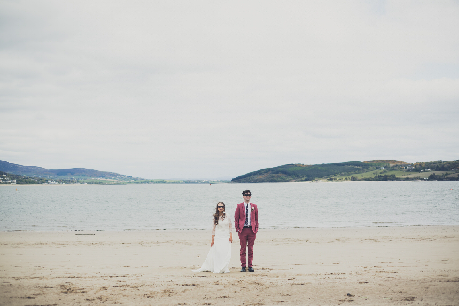 Donegal seaside wedding at Rathmullan House