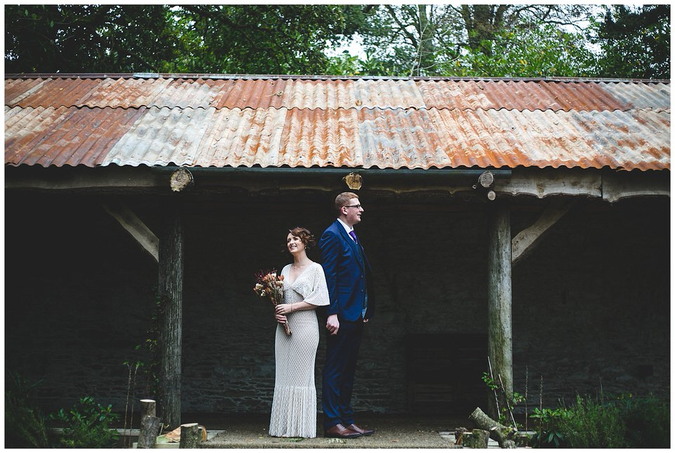Wedding day at Martinstown House