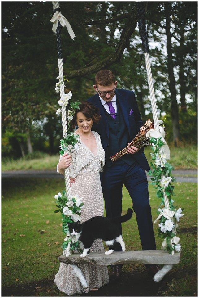 Contemporary Irish wedding photography