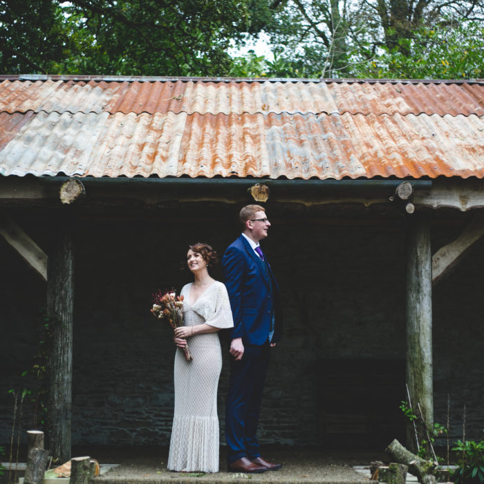 C&M - Stunning Autumn Martinstown House Wedding