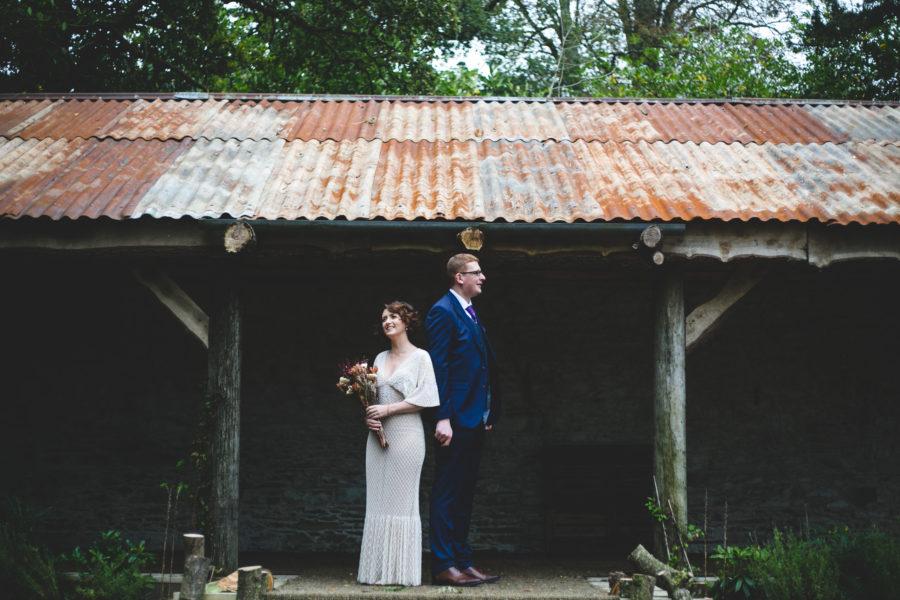 C&M - Stunning Autumn Martinstown House Wedding