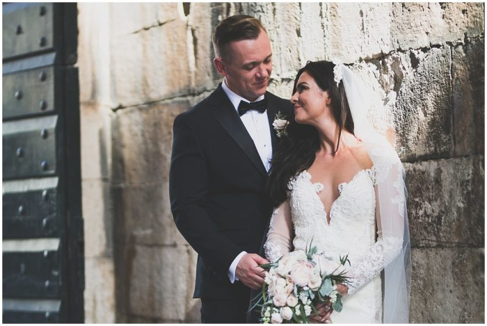 R&D || Super Stylish Dubrovnik Destination Wedding