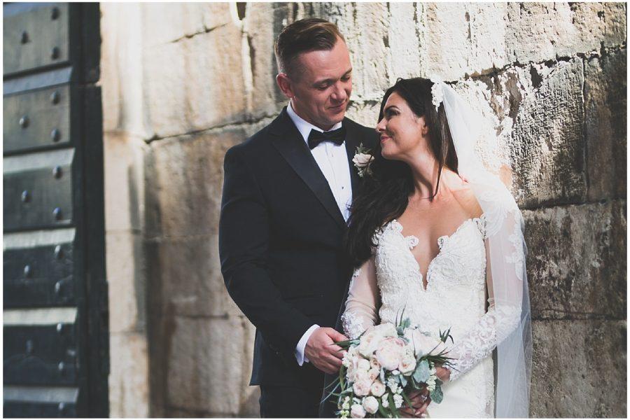 R&D || Super Stylish Dubrovnik Destination Wedding