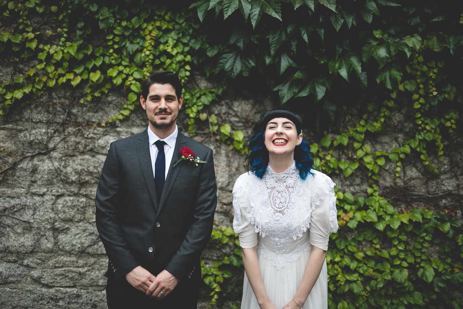 Iveagh Gardens wedding photographs