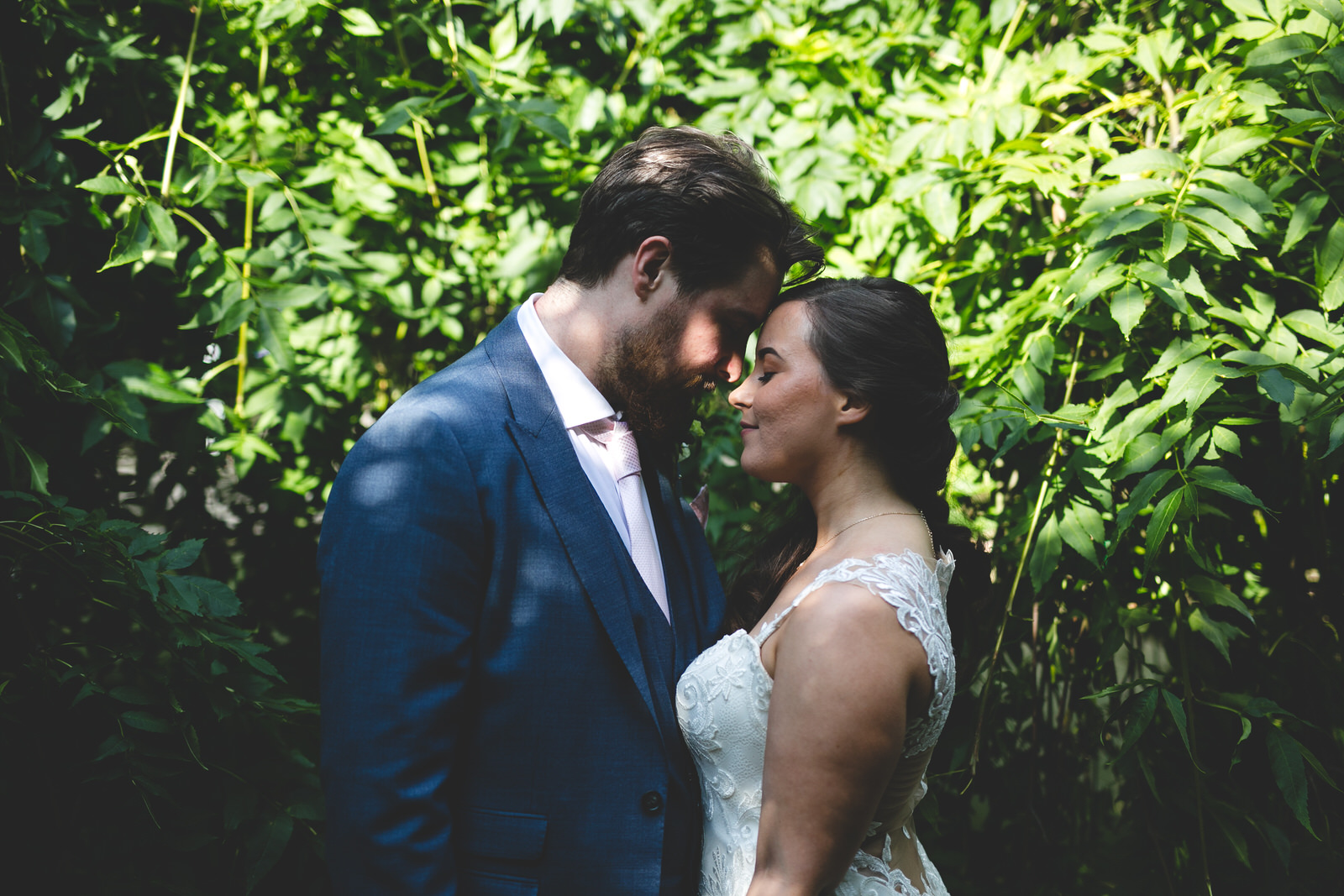 St Stephens green wedding photos
