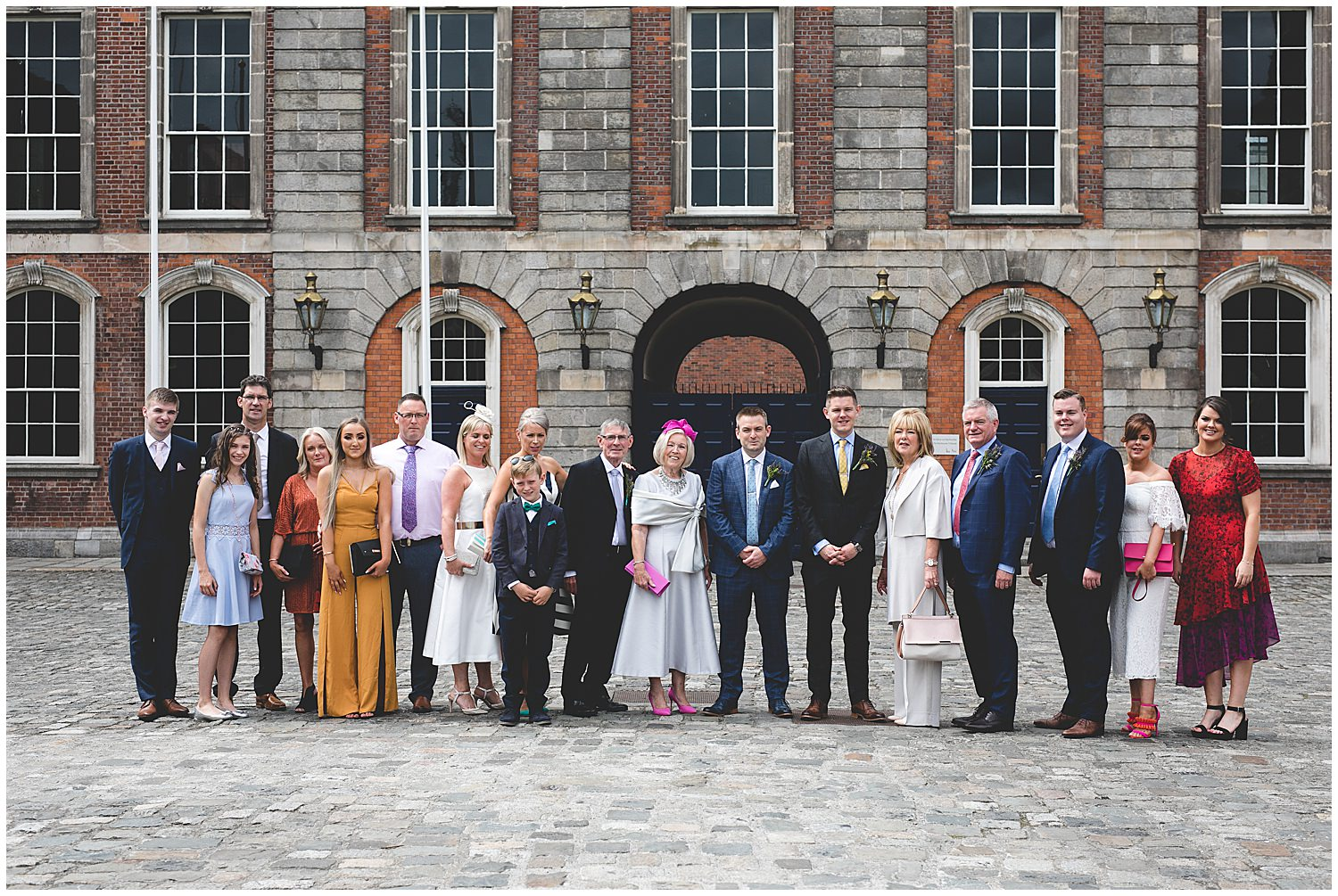 Family Portraits in Dublin Castle