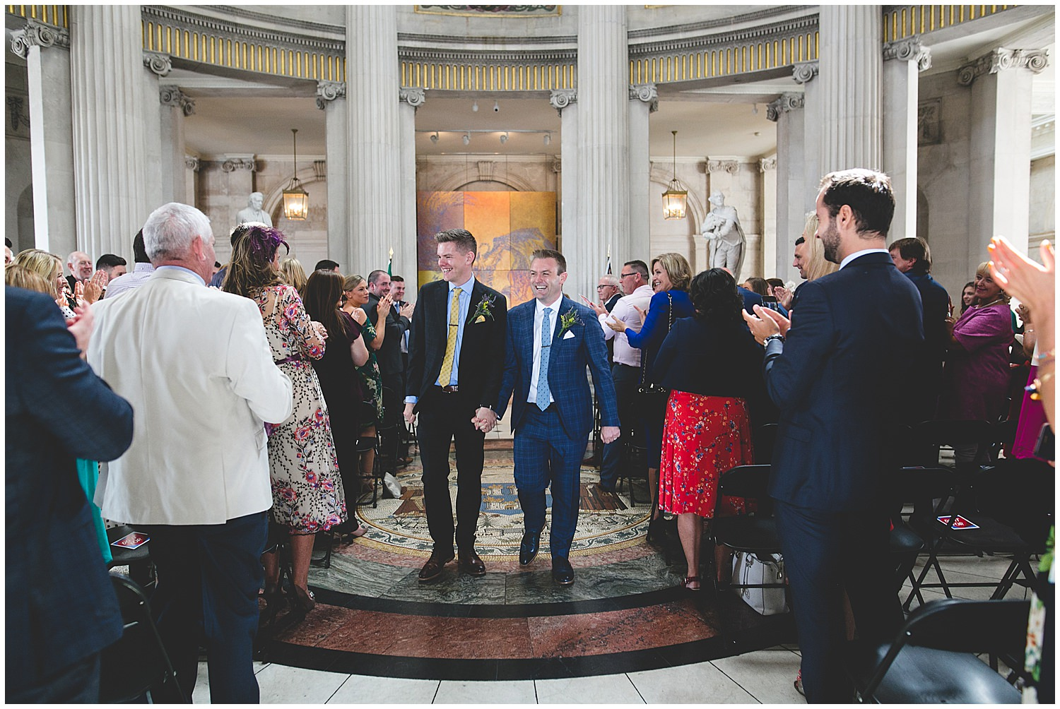 Irish wedding photographer - Caroline McNally