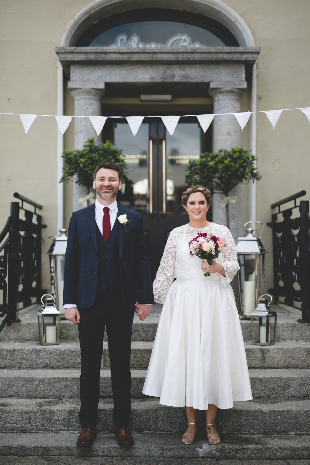 Dublin seaside wedding venue - the Haddington House