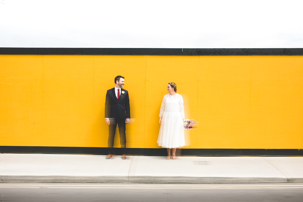 Seaside Wedding at Haddington House