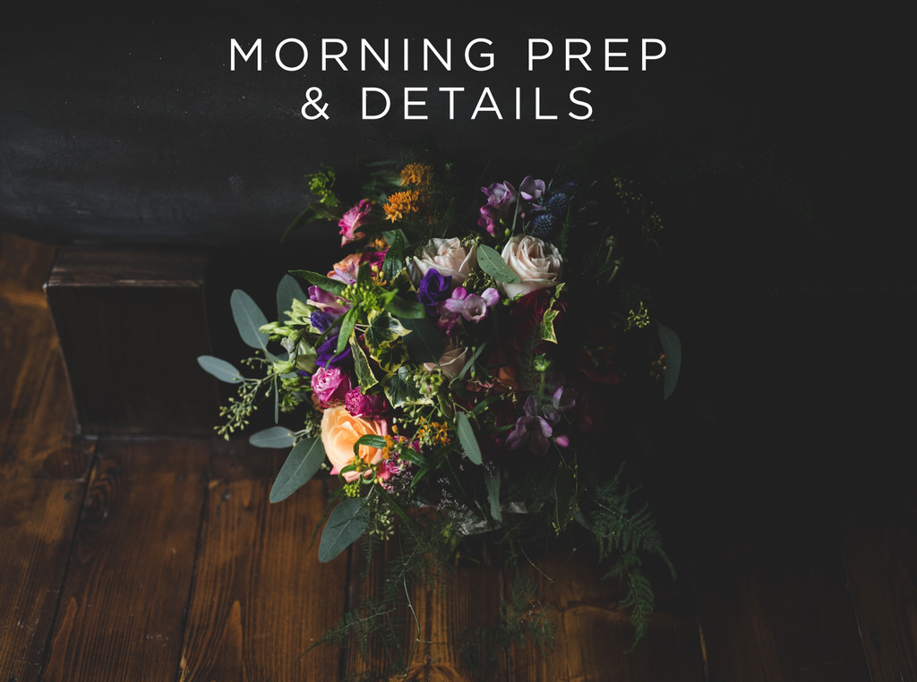 Wedding Morning Timeline & Tips from Wild Things Wed