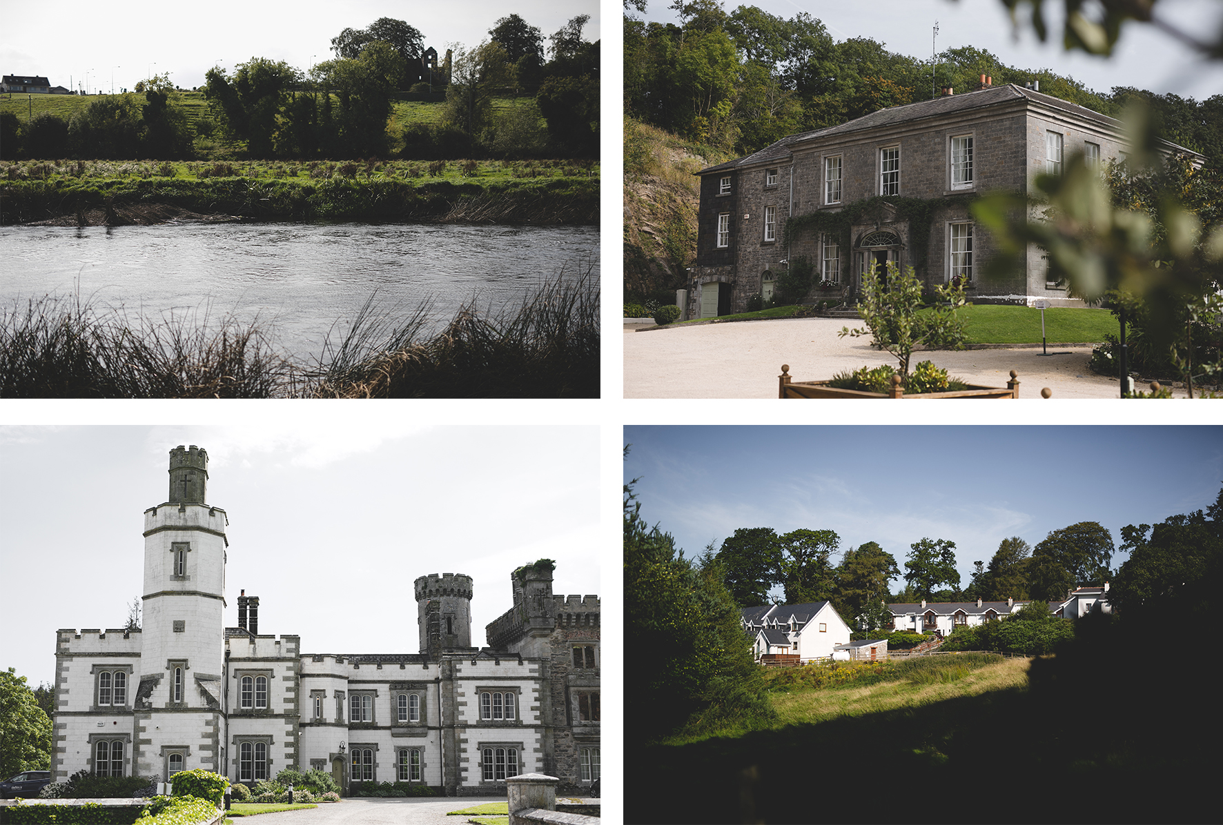 Wedding venues, the millhouse Slane, Wilton Castle & Kippure Estate