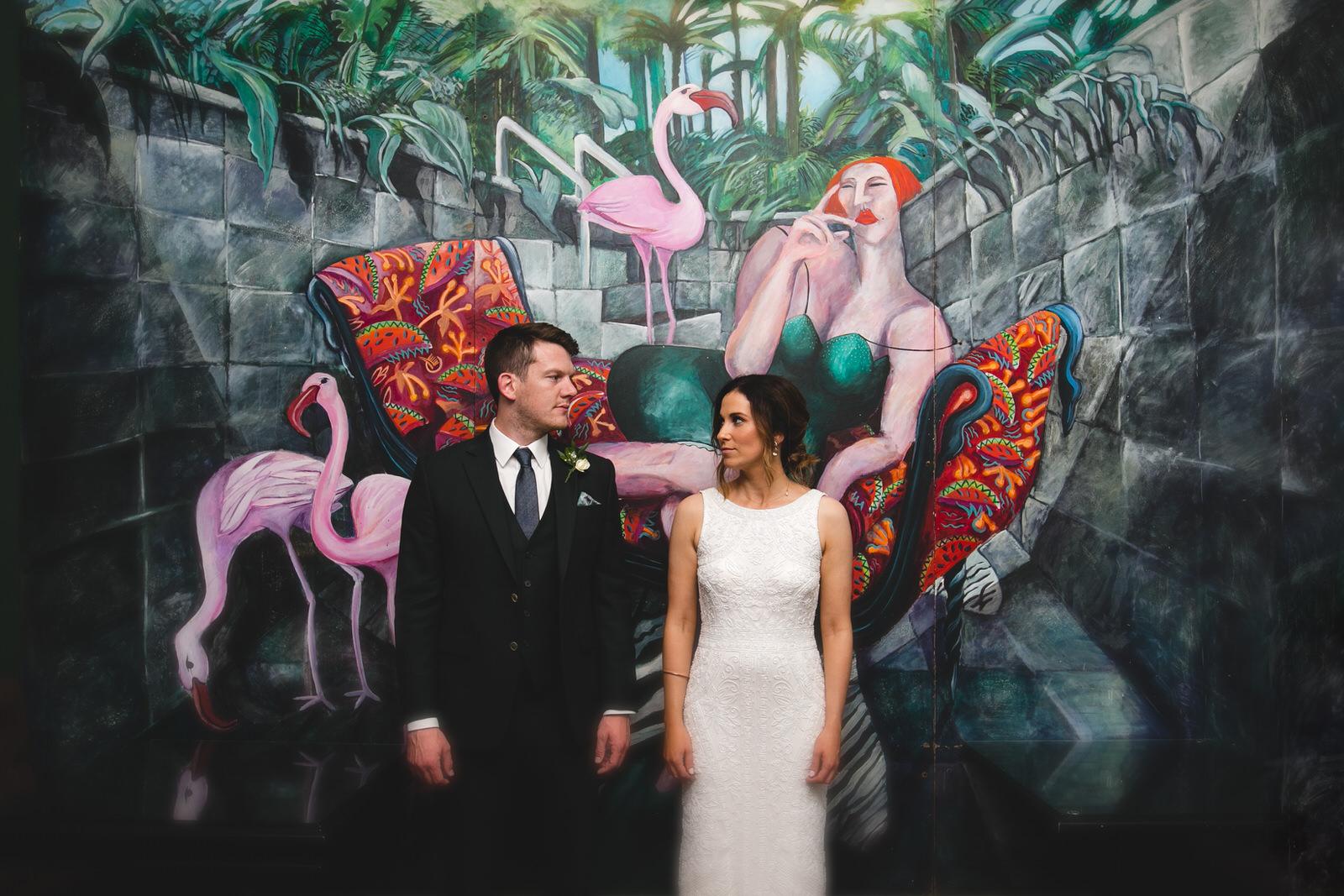 wedding at the lodge at ashford castle