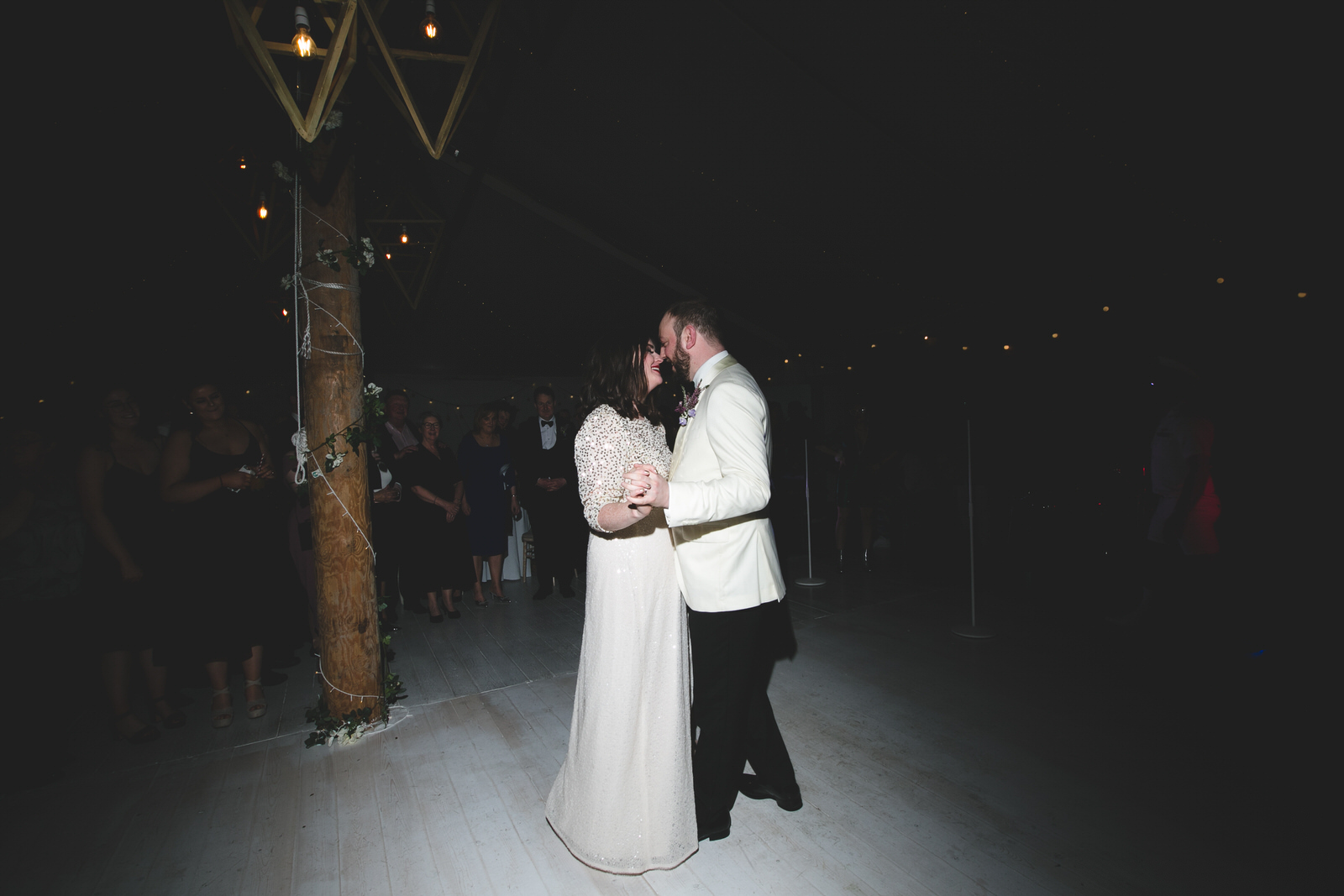 first dance at Horetown HouseWexford